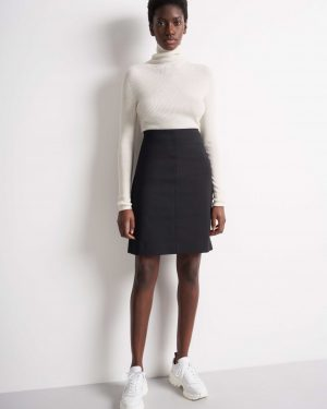 Tiger of Sweden Violina Skirt Black