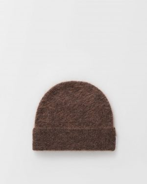 Tiger of Sweden Eria Beanie Golden Brown