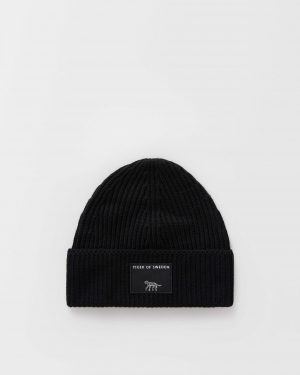 Tiger of Sweden Hollein Beanie Black