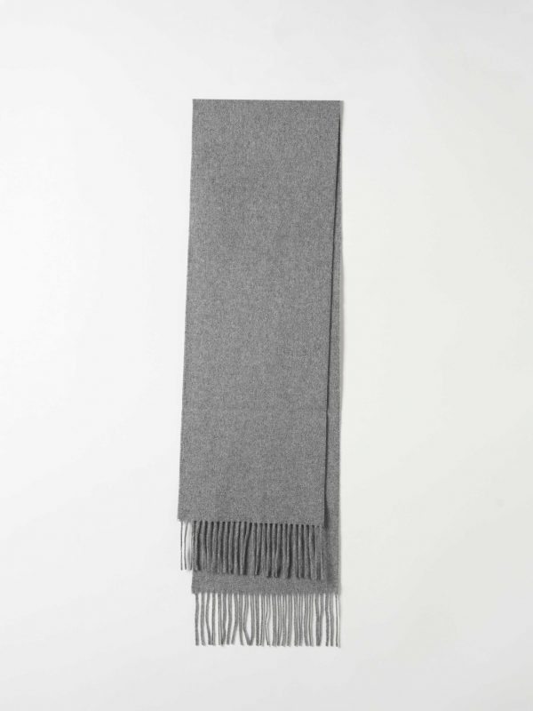 Tiger of Sweden Sylan Scarf Grey Melange