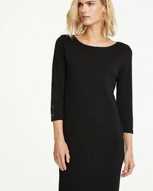 Comma, Knit Tunic Black