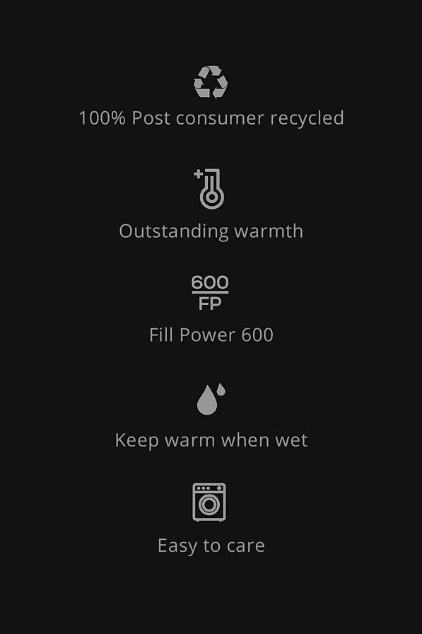 Esprit 3M™ Thinsulate™ Jacket Black