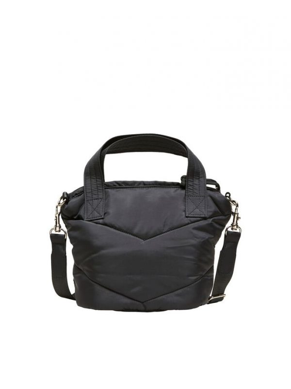 Selected Femme Madge Quilted Bag Black