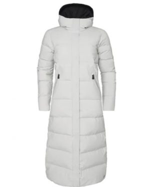 Sail Racing Race Down Coat Woman Clacier Grey