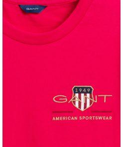 Gant Woman Archive Shield T-shirt Love Potion