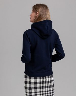 Gant Woman Archive Shiel Full Zip Hoodie