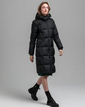 Gant Classic Down Coat Black