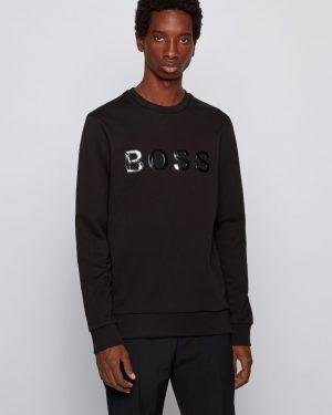 Hugo Boss Stadler Sweatshirt Black