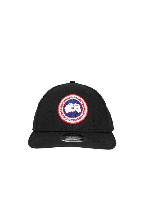 Canada Goose Classic Disc Cap Black