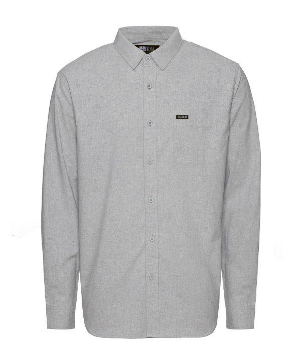 Billebeino Collar Shirt Grey