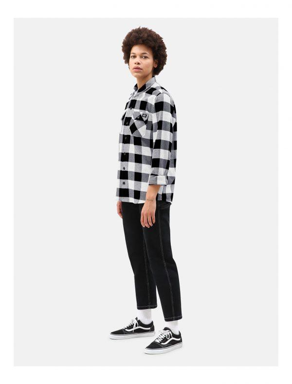 Dickies Sacramento Long Sleeve Shirt Black