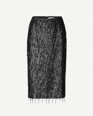 Samsoe & Samsoe Alpina Skirt Black