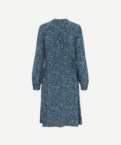 Samsoe & Samsoe Nusa Shirt Dress Aop Snowflake