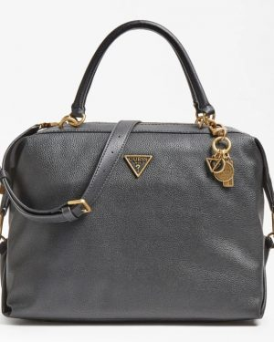 Guess Destiny Satchel Black