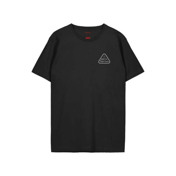 Makia x Rapala Pioneer T-shirt Black