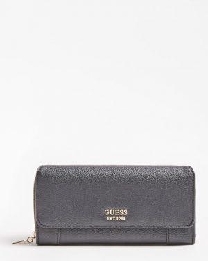 Guess Naya Maxi Wallet Black