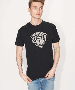 Tiger Jeans Fleek P T-shirt Black