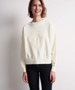 Tiger Jeans Noalla Sweatshirt White Light