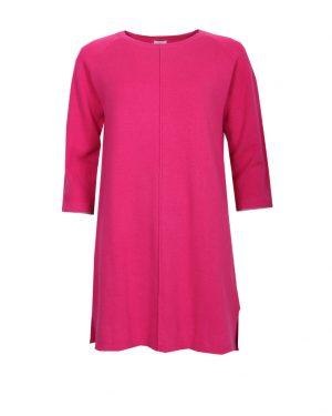 STI Meera Knit Tunic Hot Pink