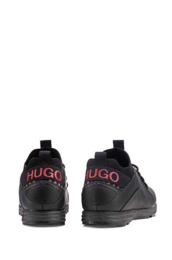 Hugo Boss Hybrid Runn Sneakers Black