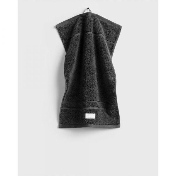 Gant Home Organic Premium Towel Antracite 30 x 50 cm