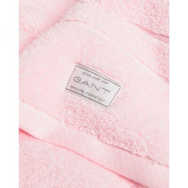 Gant Home Organic Premium Towel Nantucket Pink 50 x 70 cm