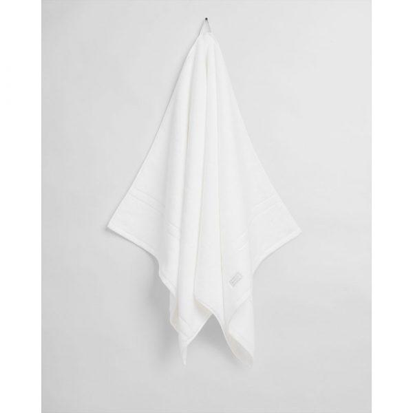 Gant Home Organic Premium Towel White 70 x 140 cm