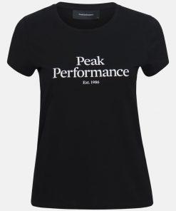 Peak Performance Original T-shirt Women Black