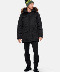 Peak Performance Local Parka Men Black