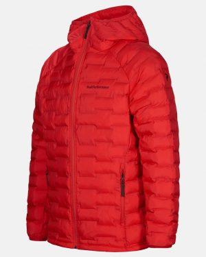 Peak Performance Argon Light Jacket Men Polar Red