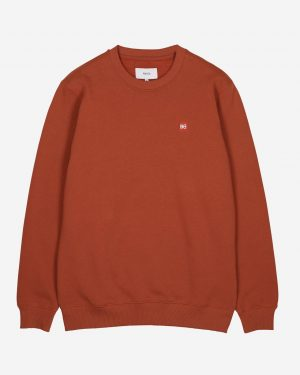Makia Willis Sweatshirt Copper