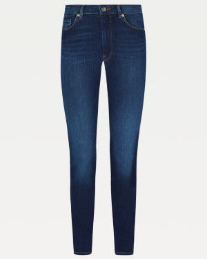 Tommy Hilfiger Highwaist Skinny Absolute Blue