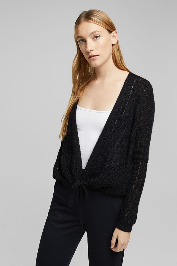 Esprit Cardigan Black