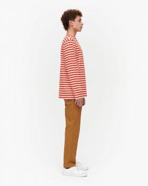 Marimekko Pitkähiha T-Shirt Orange