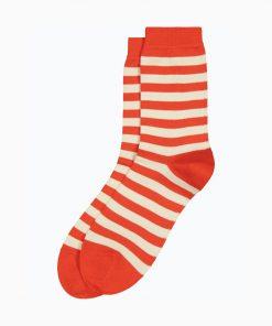 Marimekko Raitsu Socks Orange