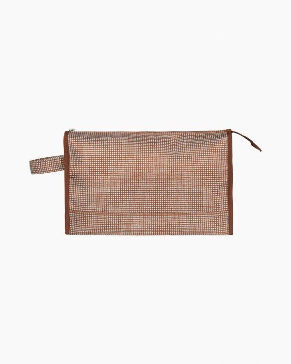 Marimekko Media Verkko Cosmetic Bag Brown