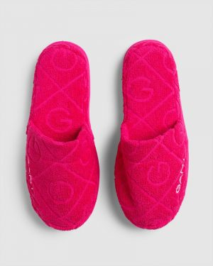 Gant Home Organic G Slippers Love Potion
