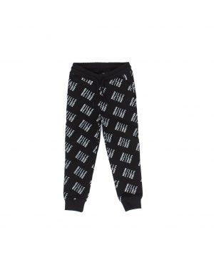 Billebeino Kids Allover Sweatpants Black