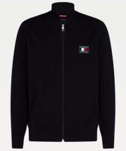 Tommy Hilfiger Icon essentials Zip Throw Black