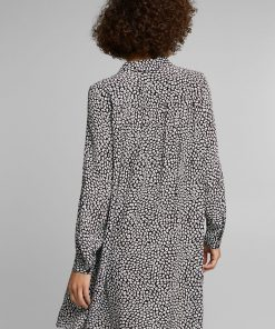 Esprit LENZING™ ECOVERO™ Dress Black