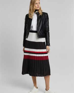 Esprit Plisee Skirt Black