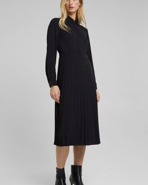 Esprit Shirt Dress Black