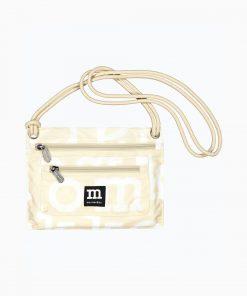 Marimekko Smart Travel Logo Bag Beige