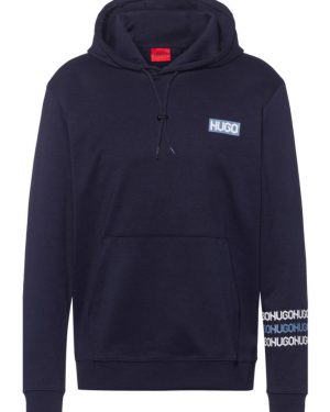Hugo Boss Dozzi Hooded Sweatshirt Dark Blue