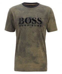 Hugo Boss Tima 3 Jersey T-shirt Camoflage
