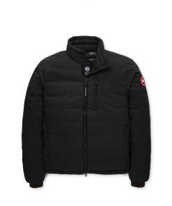 Canada Goose Lodge Jacket Black