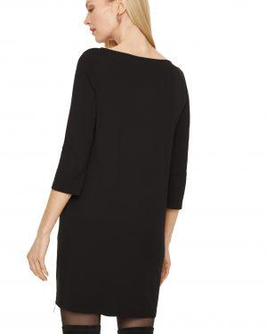 Comma Sweatshirt Tunic Black