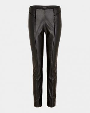 Comma, Leggings Pants Black
