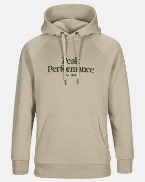 Peak Performance Original Hood Men Celsian Beige