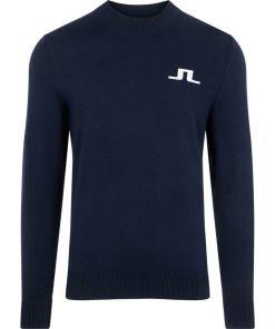 J.Lindeberg Gus Golf Sweater Navy